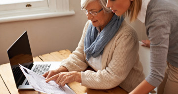 How can you get a copy of your credit report?