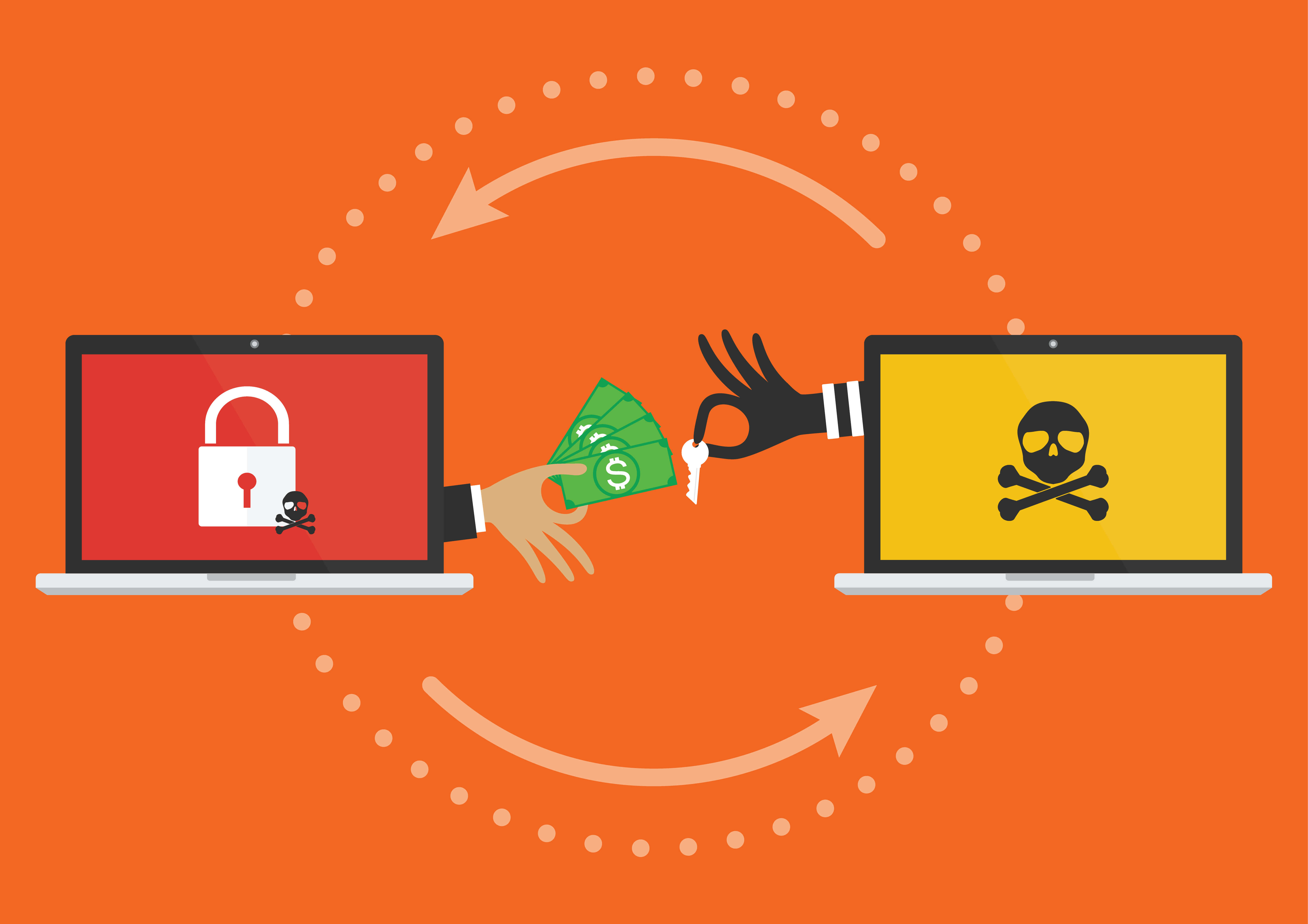 avoid becoming the victim of a cybercrime